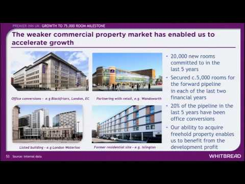 Mark Anderson - Whitbread Hotels and Restaurants Investor Day - 3rd July 2013
