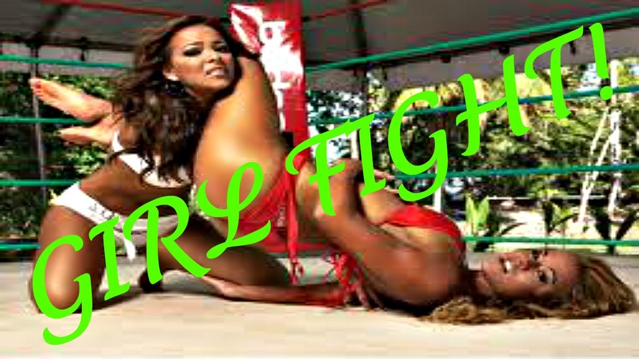 Erotic girl fight have