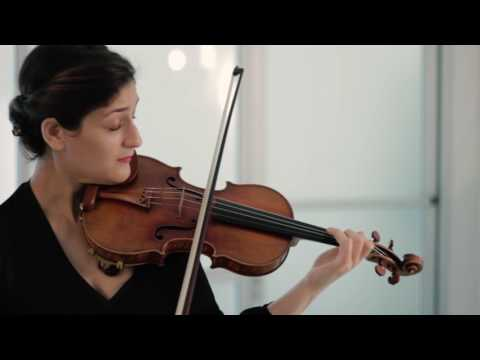 Strings Sessions: Michelle Ross Performs Bach and an Improvisation on Amazing Grace
