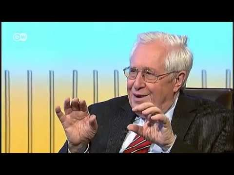 Our guest from 18.03.2012 Bernhard Vogel, Politician and former State Premier | Talking Germany