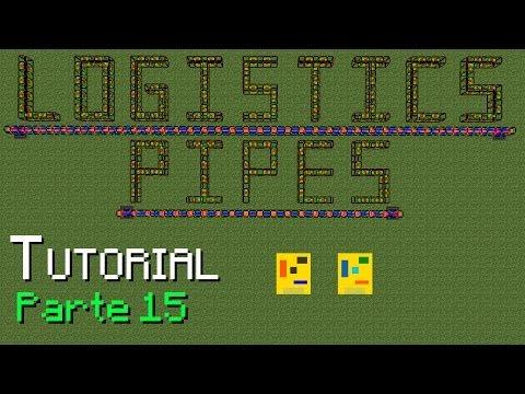 Automatizando Recargas do IC2 - Tutorial Logistics Pipes Parte 15