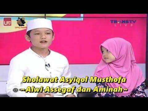 SHOLAWAT ALWI ASSEGAF DAN AMINAH TERBARU - [LIVE] BERITA ISLAMI MASA KINI 18 Januari 2018 Mp3