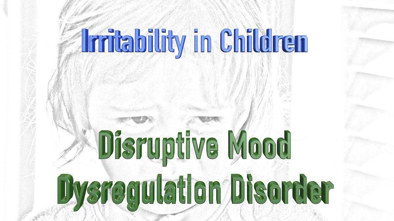 Twitter Chat On Disruptive Mood >> Nimh Disruptive Mood Dysregulation Disorder