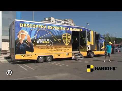 Barrier Test Mobil - Constanta