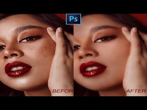Photoshop Editing How To Retouch And Softening In Adobe Photoshop