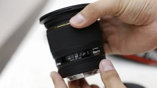 Sigma 20mm f/1.8 lens review with samples (Full-frame and APS-C)