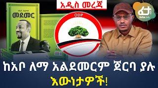 Ethiopia: ከአቦ ለማ አልደመርም ጀርባ ያሉ እውነታዎች!