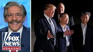 Geraldo Rivera: Trump attained a tremendous triumph