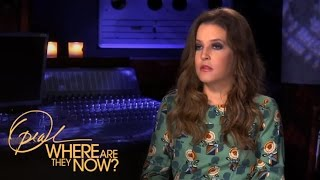 "Why Lisa Marie Presley Calls Herself an ""Intense Lioness Mother"" - Oprah: Where Are They Now? - OWN"
