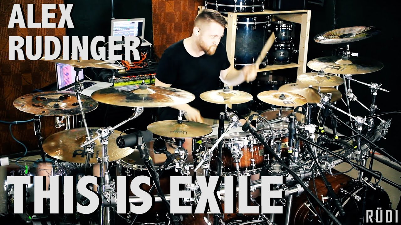 "Alex Rudinger - Whitechapel - ""This Is Exile"""