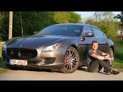 Maserati Quattroporte GTS Review und Fahrbericht / Fahr doch HD