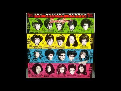 The Rolling Stones - Beast of Burden  [slowed down] [1080p vinyl rip]