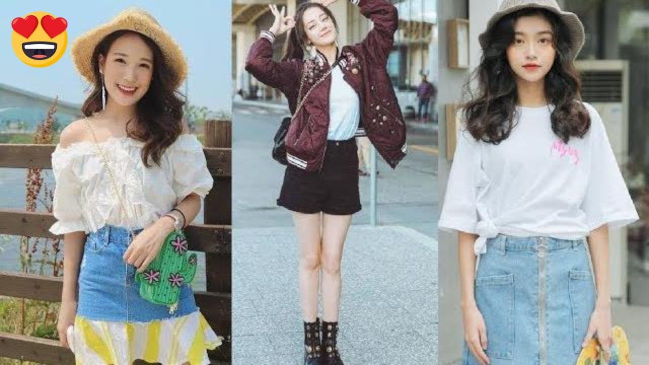20 Cách phối đồ mùa hè👭  phong cách cho nữ giới, bạn nên có trong tủ quần áo