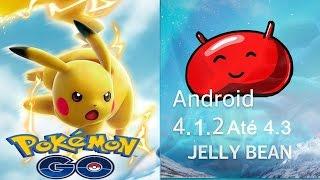 Como Instalar versão Atualizada POKEMON GO apk 0.39.0 no Android 4.1/4.3