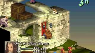 Final Fantasy Tactics - Part 61 - Battle - Limberry Castle Gate