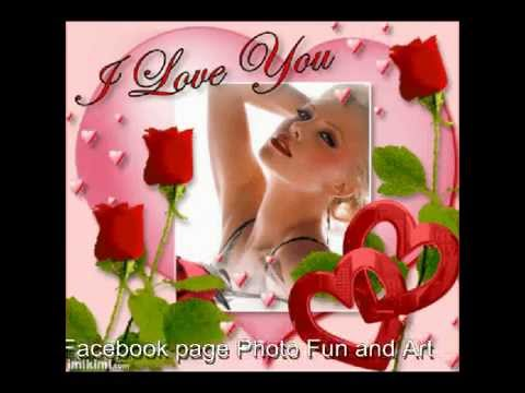 Imikimi Animated I Love You Photo Frames By Photo Fun And Art Youtube