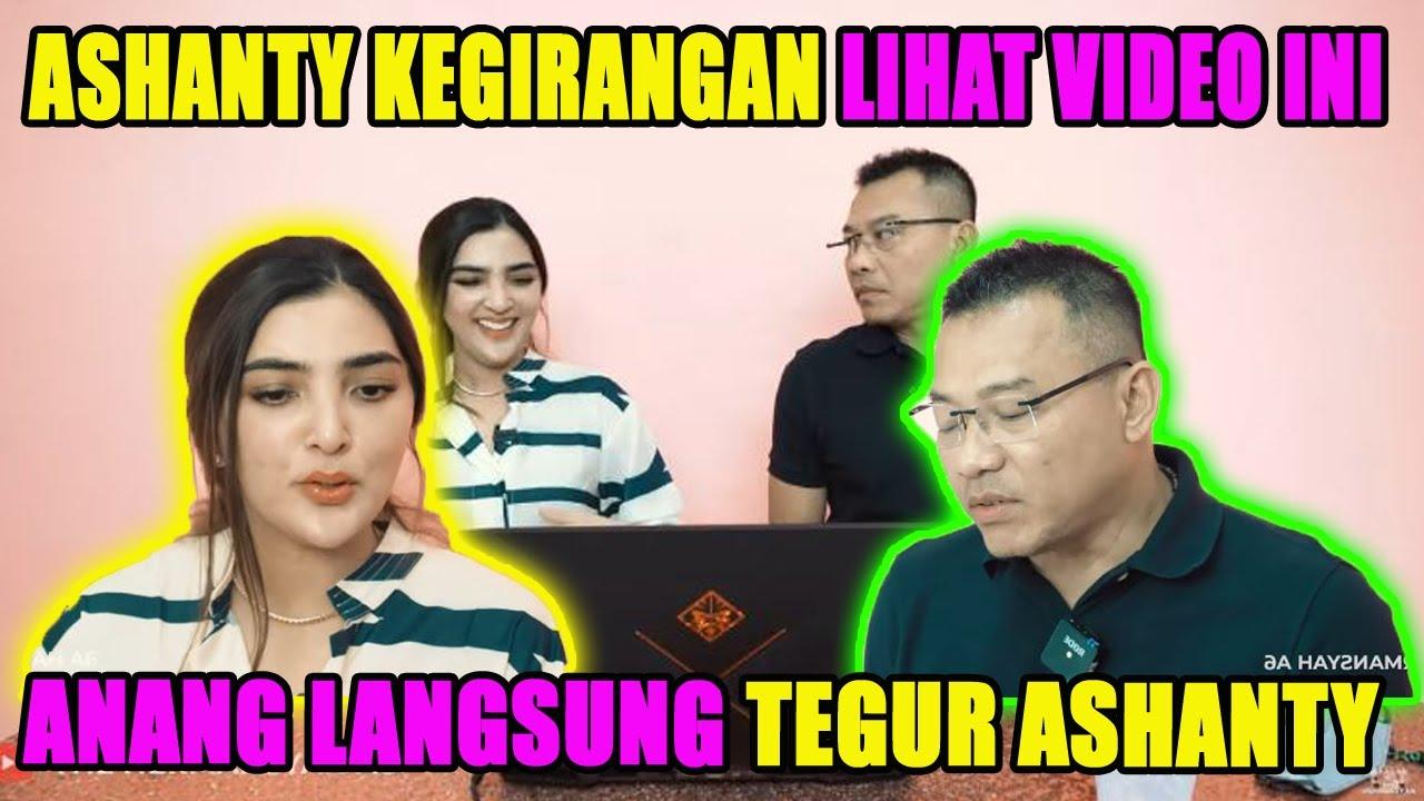 Ashanty Kegirangan Lihat Video Ini, Anang Hermansyah Langsung Tegur Sang Istri !