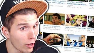Youtube Videos gucken.