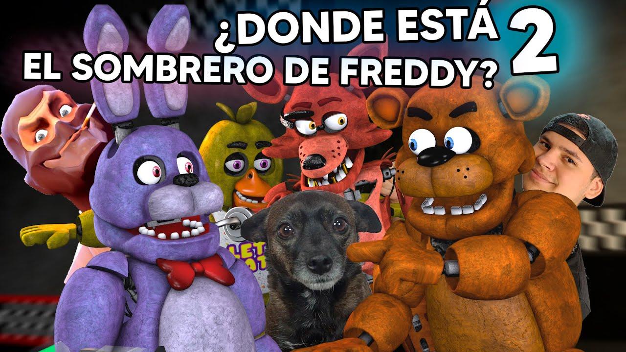 [SFM] ¿Dónde Está el Sombrero de Freddy? 2