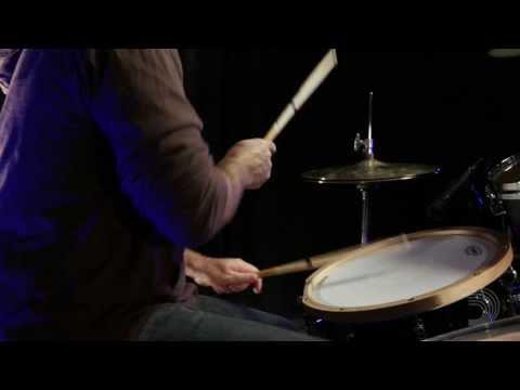 Anton Fig on Evans Drumheads