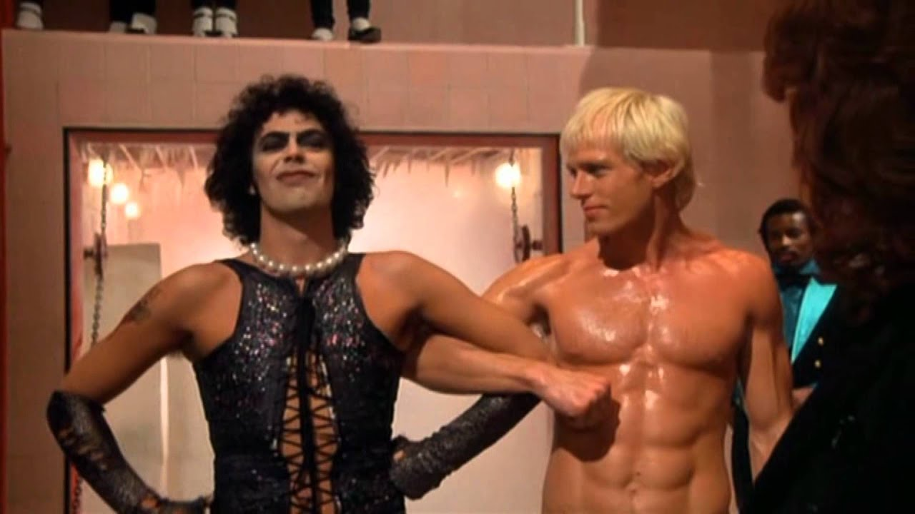 Rocky Horror Picture Show Handlung