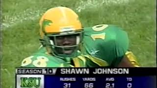 2002 SIAC Football: Lane College Dragons @ Kentucky State Thoroughbreds