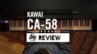 Kawai CA-58 Digital Piano | Better Music