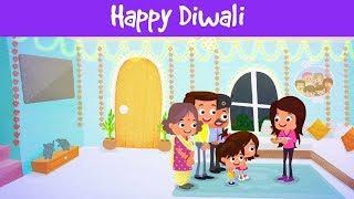 Happy Diwali | Diwali Story For Kids | Diwali Activities | Kids Video | Jalebi Street Full Episode