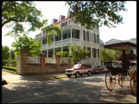 Tour of Charleston, SC