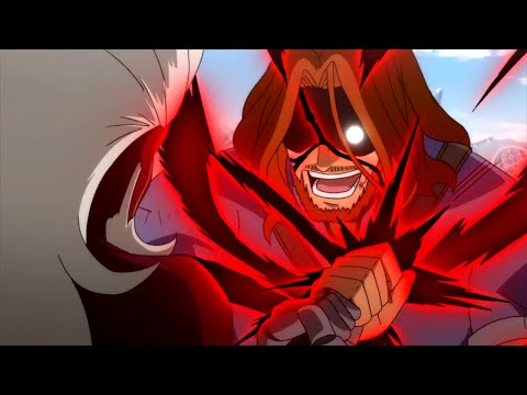 Gildarts Rage Mode 😨 | Fairy Tail Vs Alvarez | Fairy Tail AMV - Old Town Road