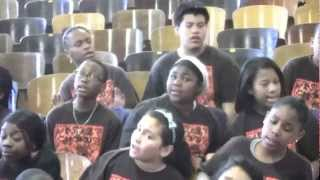 "PS22 Chorus ""Edge of the Moon"" Tori Amos"