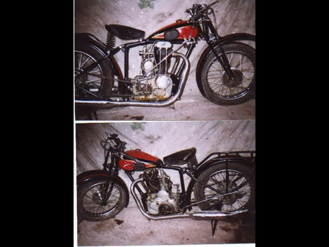 Motosacoche - France New - Map Staub - JAP Sport Special 1928 - 1929 Rebuild