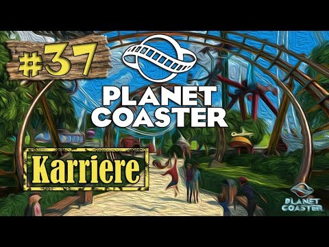 Planet Coaster Karriere #37 - Küstensause! [LET'S PLAY] [DEUTSCH] [HD+]