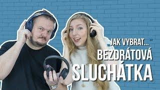 Jak vybrat sluchátka | AlzaTube | Host: Michal Rybka | Průvodce výběrem Alza.cz