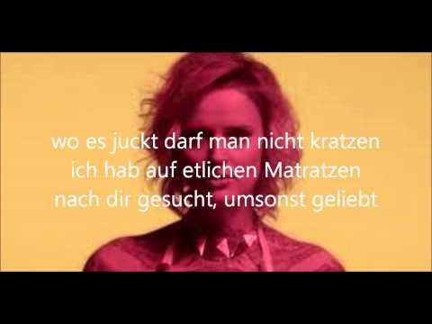 Jennifer Rostock Phantombild Lyrics