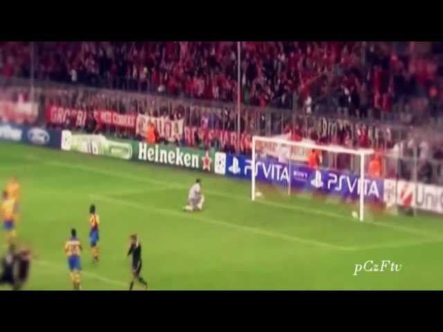 *Top 10 goals. Champions League 2012/2013* Travel Video