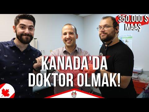 350.000$ MAAŞ NEREYE GİDİYOR?│Kanada'da Doktor Olmak ve Sağlık Sistemi