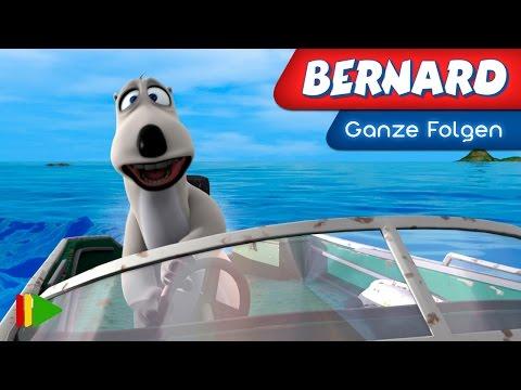 Bernard Bear - 36 - Motorboat