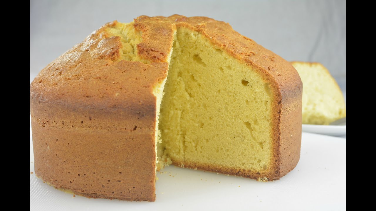 Who Made The Pound Cake