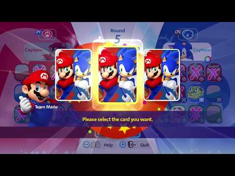 Mario & Sonic at the Rio 2016 Olympic Games - Heroes Showdown #7