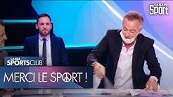 Merci le Sport - La chronique de Sébastien Thoen du 25/04