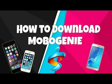 How to Download Mobogenie *legit*