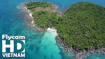 PHÚ QUỐC QUA GÓC NHÌN FLYCAM (Phu Quoc Island by DJI Mavic Pro)