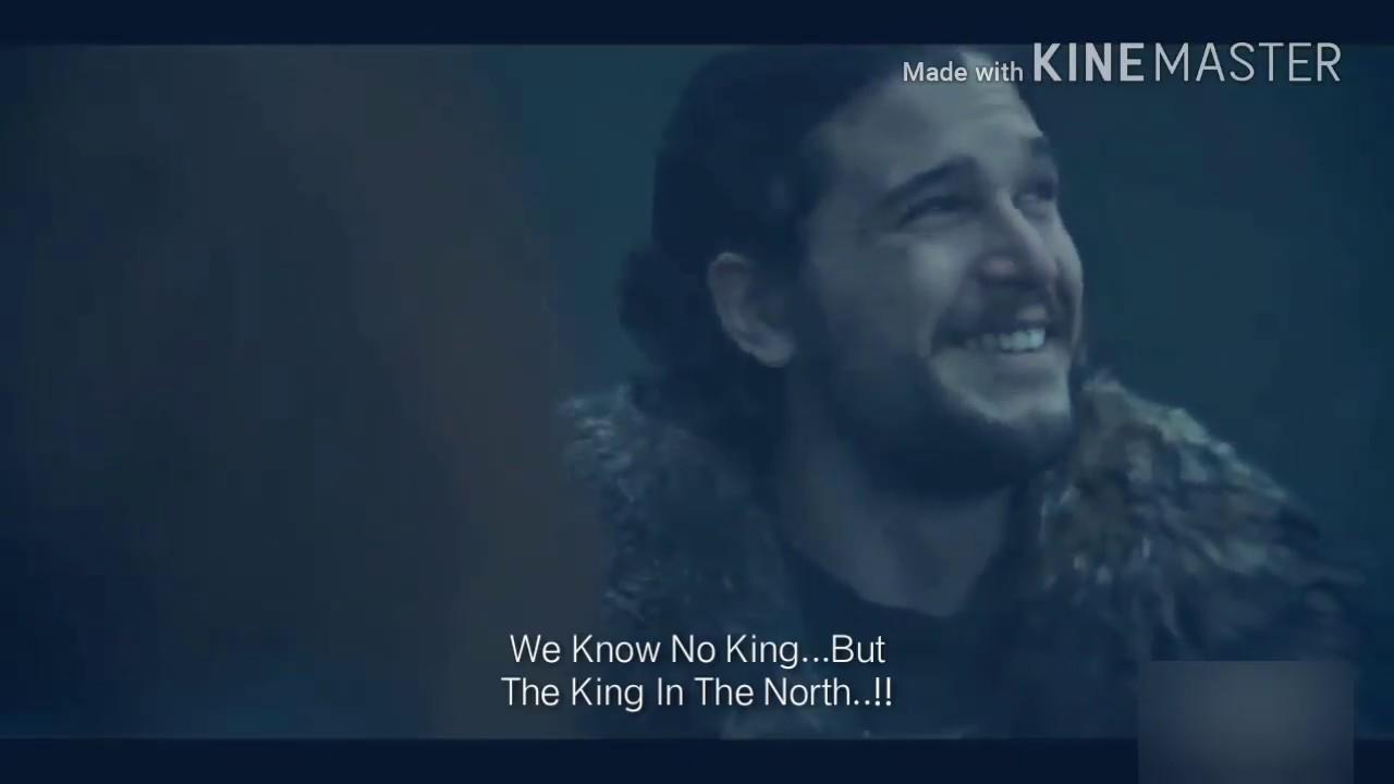 Game Of Thrones Epic Whatsapp Statusjon Snowlatest