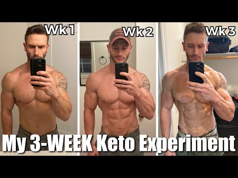 This LOW FAT Keto Diet Gave Me INSANE Results (my self experiment)
