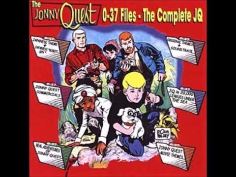 Jonny Quest 0-37 Files - 1963 JQ Original Soundtrack Cue 3