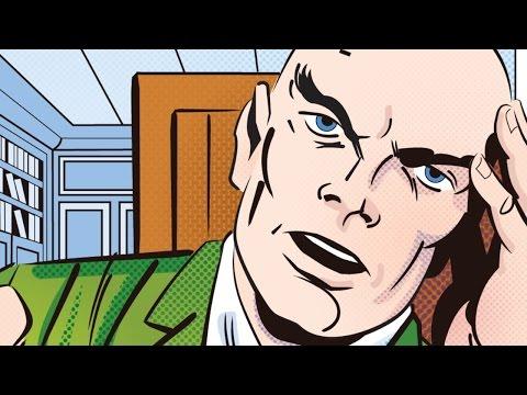 Superhero Origins: Professor X (Redux)