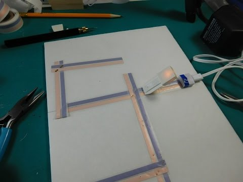 Dollhouse Wiring 101 pt 2 The Practice Board - YouTubeYouTube
