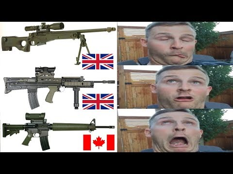 Should I Get a Canadian C7A2 AR-15 Rifle?