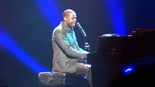 Brian McKnight: Stevie Wonder